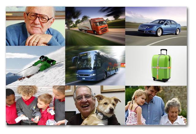 موارد استفاده از ردیاب خودرو ،شخصی و موبایل